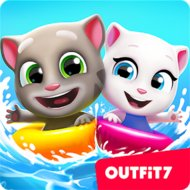 Download Talking Tom Pool (MOD, Unlimited Money) free on android