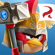 Angry Birds Epic RPG (MOD, unlimited money)