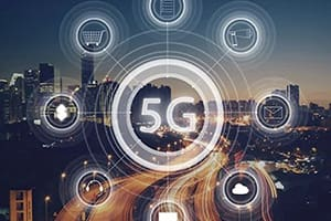 Huawei develops a smartphone with support for 5G