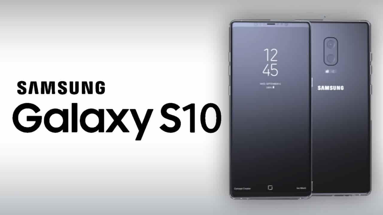 Galaxy S10 может быть представлен уже в начале 2019 года