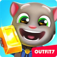 Talking Tom Gold Run (MOD, Unlimited Money) - download free apk mod for Android