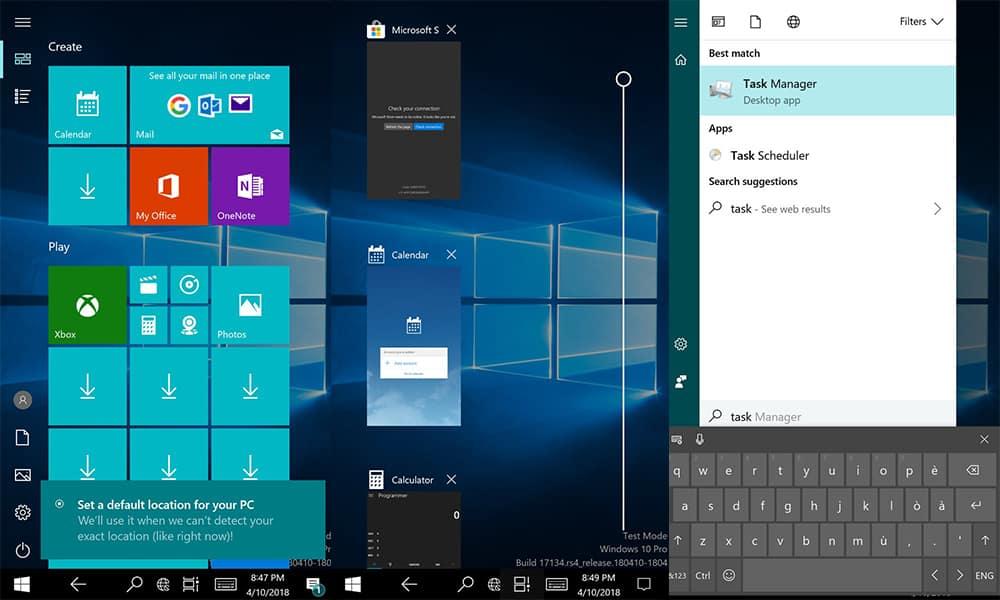 На Lumia 950 XL впервые запустили полноценную Windows 10