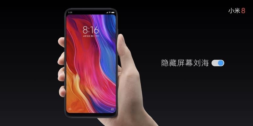Представленный накануне Xiaomi Mi 8 побил рекорд производительности