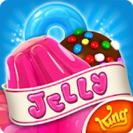 Candy Crush Jelly Saga (MOD, всё открыто)