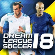 Dream League Soccer 2018 (MOD, Unlimited Money) - download free apk mod for Android