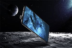 Vivo представил самый безрамочный смартфон