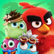 Angry Birds Match (MOD, Unlimited Money) - download free apk mod for Android