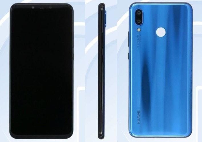 Huawei представил тизеры Nova 3