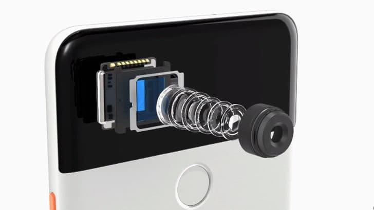 В смартфонах Pixel зарегистрированы многочисленные проблемы с камерой