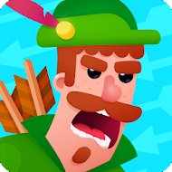 Bowmasters (MOD, Unlimited Coins) - download free apk mod for Android