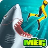 Hungry Shark Evolution (MOD, Coins/Gems) - download free apk mod for Android