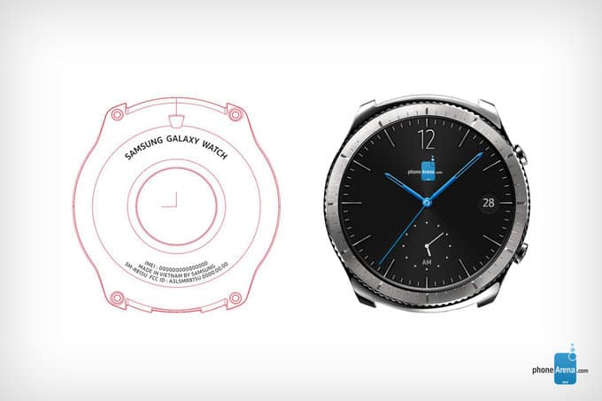 Samsung сертифицировал свои умные часы Galaxy Watch