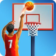 Basketball Stars (MOD, быстрое поднятие уровня)