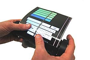Канадскими учеными представлен необычный планшет-свиток