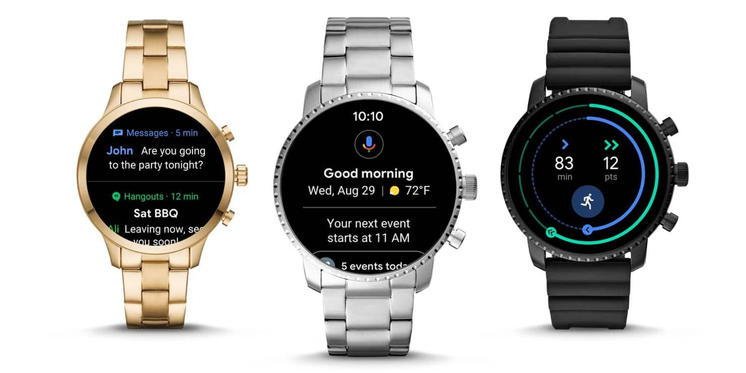 Google обновила интерфейс своих умных часов