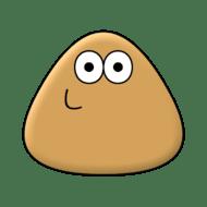 Pou (MOD, много монет)