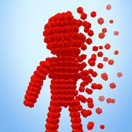 Pixel Rush (MOD, много звёзд)