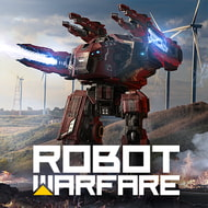 Robot Warfare (MOD, Unlimited Ammo)
