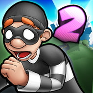 Robbery Bob 2: Double Trouble (MOD, много монет)