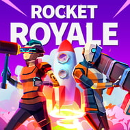 Download Rocket Royale (MOD, Unlimited Money) free on android