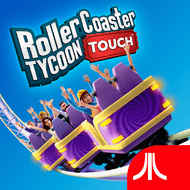 RollerCoaster Tycoon Touch (MOD, много денег)
