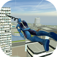 Rope Hero: Vice Town (MOD, много денег)