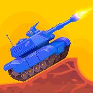 Tank Stars (MOD, много денег)