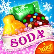 Candy Crush Soda Saga (MOD, Открыты уровни)