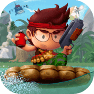 Download Ramboat - Jumping Shooter Game (MOD, Unlimited Gold/Gems) free on android