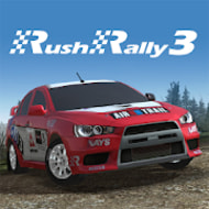 Rush Rally 3 (MOD, Unlimited Money)
