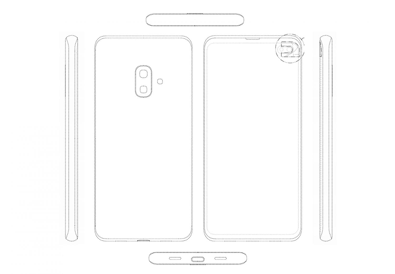 Leak declassified design Galaxy S10 Lite long before release