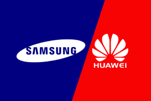 Huawei and Samsung have become the most successful smartphone manufacturers