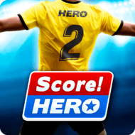 Score! Hero 2 (MOD, Unlimited Lives)