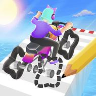 Scribble Rider! (MOD, много монет)