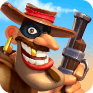 Run & Gun: BANDITOS (MOD, Unlimited Coins)