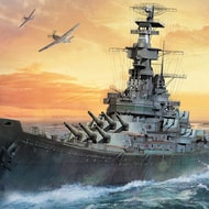 WARSHIP BATTLE: 3D World War II (MOD, Unlimited Money)