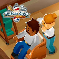 Idle Barber Shop Tycoon (MOD, Unlimited Money)
