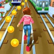 Subway Princess Runner (MOD, Unlimited Money)