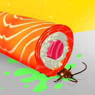 Sushi Roll 3D (MOD, Unlimited Money)