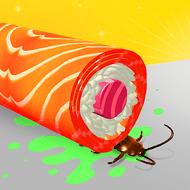 Sushi Roll 3D (MOD, много денег)