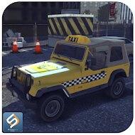 Taxi Driver 2019 (MOD, Unlimited Money)
