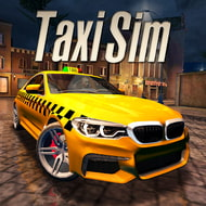 Taxi Sim 2020 (MOD, Unlimited Money)