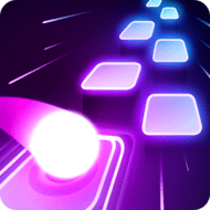 Tiles Hop: EDM Rush! (MOD, Unlimited Money).apk