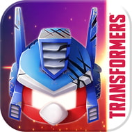 Angry Birds Transformers (MOD, Coins/Gems)