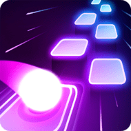 Download Tiles Hop: EDM Rush! (MOD, Unlimited Money) free on android
