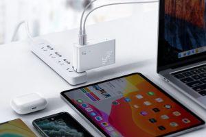 Xiaomi и Baseus представили пауэрбанк с опцией быстрой зарядки