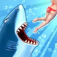 Hungry Shark Evolution (MOD, Coins/Gems)