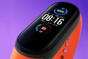 Sales of Mi Band 5 with NFC will start tomorrow