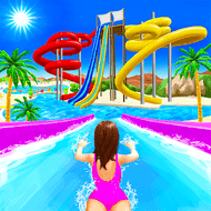 Uphill Rush Water Park Racing (MOD, Unlimited Money)