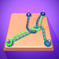 Go Knots 3D (MOD, Unlimited Coins)
